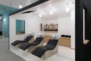 design spã le modern hair salon interior le coiffeur design build ideas