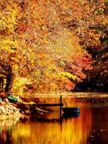 Beautiful Fall Lake