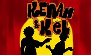 Kenan & Kel Title Card