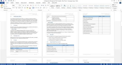 software development lifecycle templates ms word