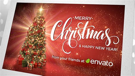 after effects template christmas greetings 2017 christmas card greetings download videohive 13709985