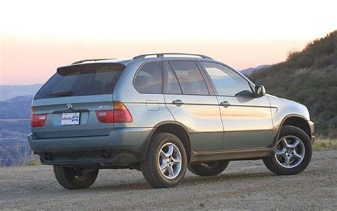 Used 2002 Bmw X5 For Sale