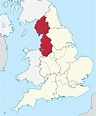 North West England - Wikipedia