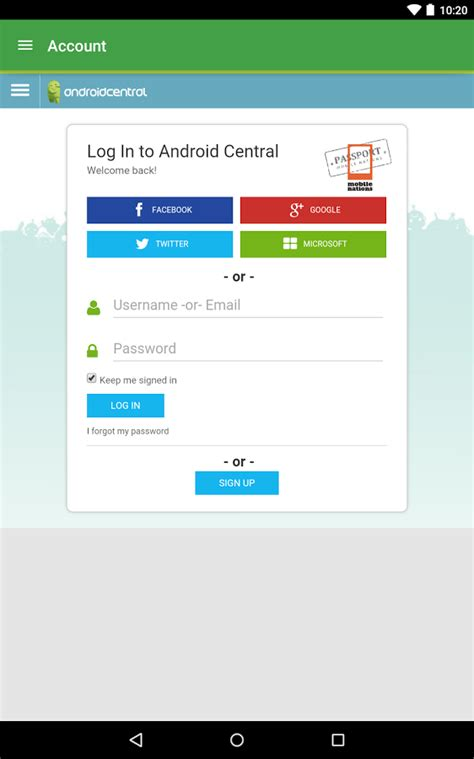 android central app android central the app android central