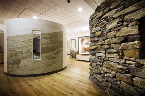 home wall design interior a ravishing stoned interior wall brings a cool feeling to