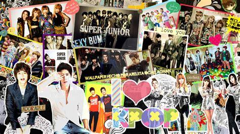 Kpop Anime Wallpaper - kpop wallpaper by lilisasukanime on deviantart