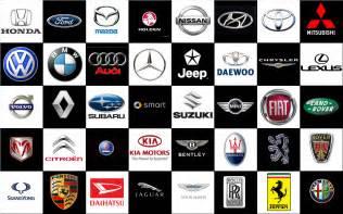 Car Logos with Their Names