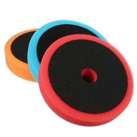 mm polishing pad buffing pad sponge kit sets