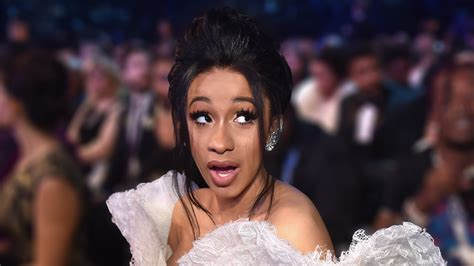 Cardi B Just Shut Down Pregnancy Rumors in the Funniest ...
