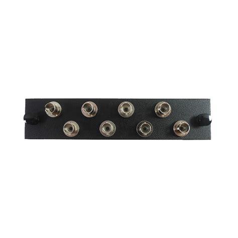 lgx plate   singlemode st connectors