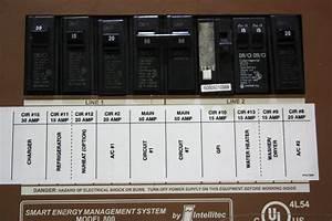 Rv Accessories Used Intellitec 50 Amp Service Main  U0026 Sub