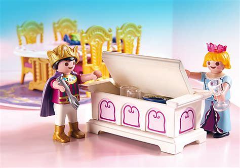 playmobil 5145 salle 224 manger royale achat vente univers miniature cdiscount
