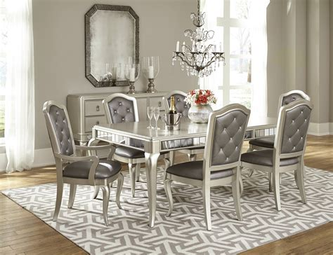 tufted dining room sets top home information