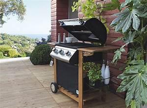 Barbecue Electrique Leroy Merlin : quel barbecue choisir galerie photos d 39 article 14 21 ~ Dailycaller-alerts.com Idées de Décoration