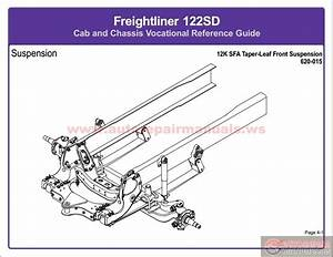 Freightliner Body Builder Manuals Guides