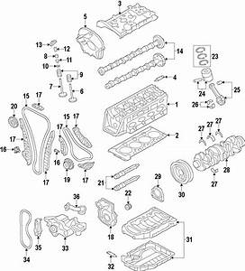 Audi A4 Also Use  Complete Cylinder Head  Without Camshaft