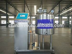 Stainless Steel Milk Pasteurizer Machine For Sale  Types Of