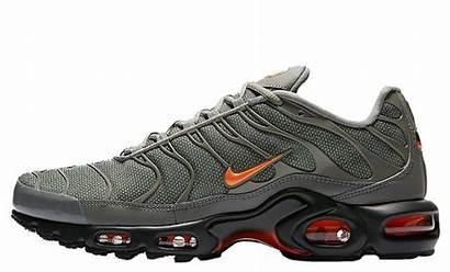 Nike Tn Tns Grey Orange Air Max