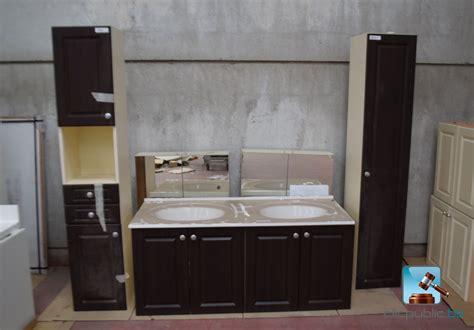 meuble cuisine wengé meubles cuisine salle de bain finition ivoire et wengé