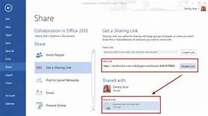 Collaboration in microsoft office painful but not for Share documents microsoft word