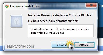 Installer Le Bureau ã Distance Chrome by Comment Contr 244 Ler N Importe Quel Ordinateur Avec Google