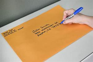 how to address large envelopes our everyday life With large letter envelopes