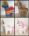 Kmart piñata turned into a unicorn #kmarthack # ...