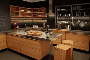 cuisine moderne en bois du quebec marie france leger With style de cuisine moderne