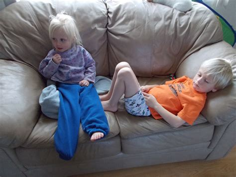 Sword Fights And Tea Parties The Kids Vs The Stomach Bug