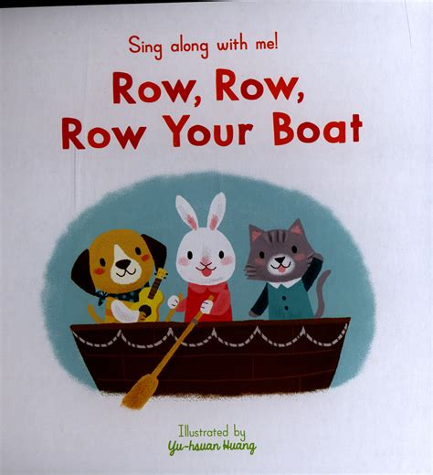 Row Row Your Boat Author by Row Row Row Your Boat By Nosy 9780857634375
