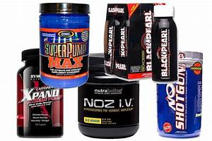 Pre Workout Supplements Review
