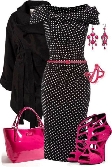 Blackwhite And Pink Outfits Ideas For Ladiesu2026.