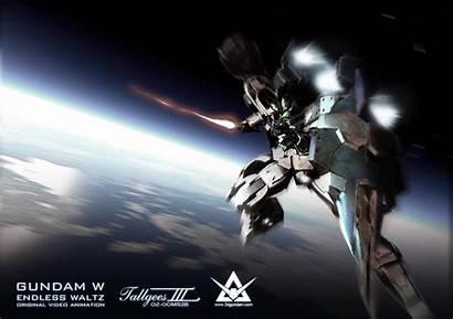 Gundam Barbatos Wing Tallgeese Mecha Shield Earth