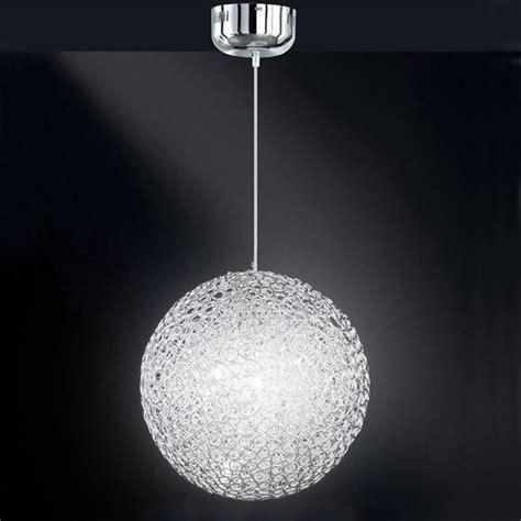 Esszimmer Le Glaskugeln by Deckenle Kugel Deckenle Stange Kugel 20 Cm Br Niert