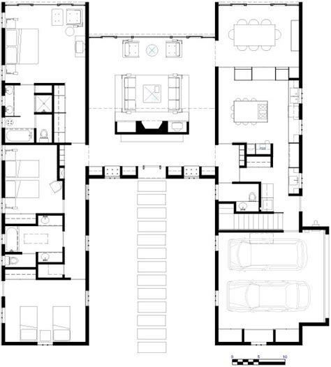 house layout plans the 1998 life magazine dream house jacobsen architecture llc