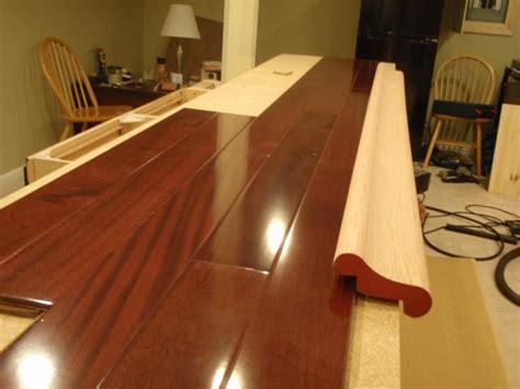 laminate floor bar top ideas   reed house