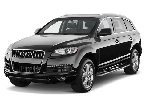 2012 Audi Q7 Review, Ratings, Specs, Prices, And Photos