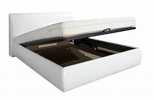 Doppelbett Mit Bettkasten : doppelbett garda mit bettkasten lattenrost ~ Pilothousefishingboats.com Haus und Dekorationen