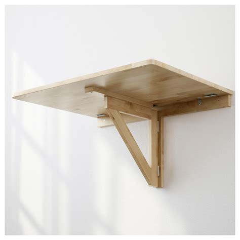 table pliante au mur atlub
