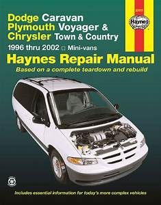 Dodge Caravan  Plymouth Voyager  U0026 Chrysler Town  U0026 Country
