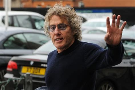 Who are you? Roger Daltrey looks sprightly as he leaves ...