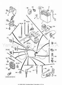 2001 V Star Wiring Diagram
