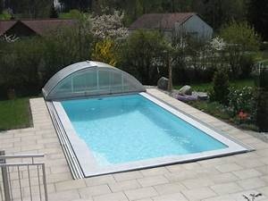Pool Mit überdachung : pool berdachungen berdachung f r pools die ~ Michelbontemps.com Haus und Dekorationen