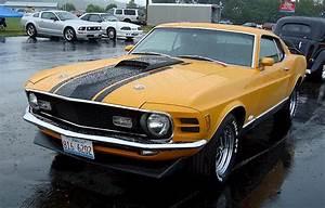 Grabber Orange 1970 Mustang - Paint Cross Reference
