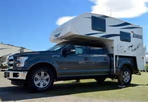 Lance Short Bed Truck Camper 650