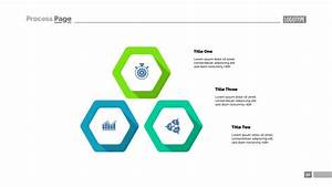 Three Infographics  Template For Cycle Diagram  Process