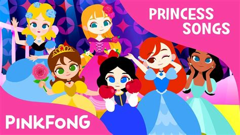 we are princesses princess songs pinkfong songs for 469 | maxresdefault