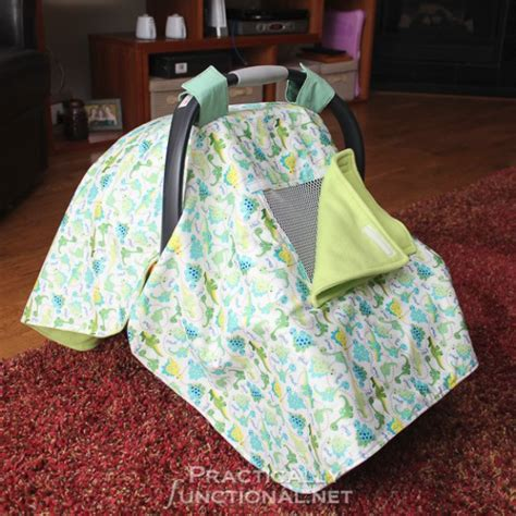 diy carseat canopy 42 fabulous diy baby shower gifts