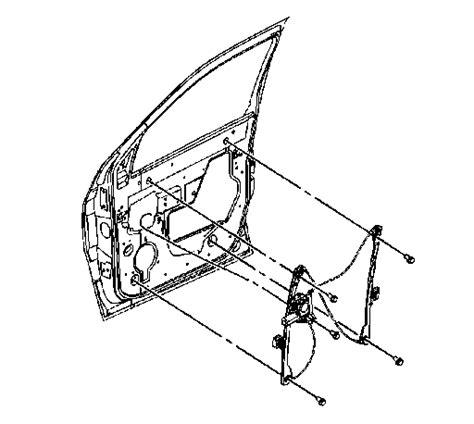 Buick Century Window Regulator Diagram Auto