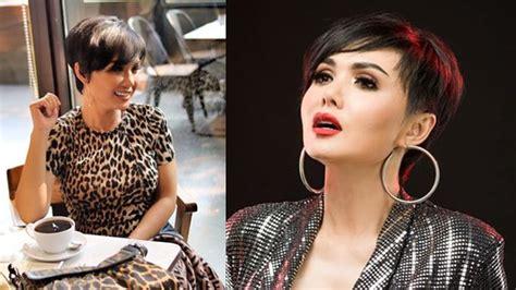 model rambut pendek terbaru berita foto video fimelacom